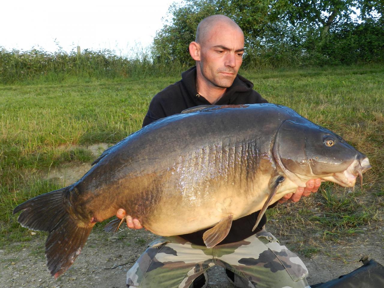 Gaetan  Miroir 18 kg